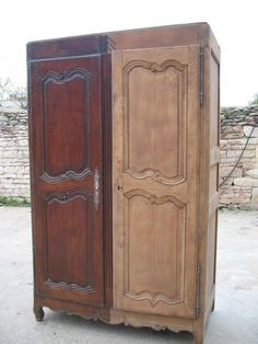 les 25 meilleures id es de la cat gorie armoire ancienne sur pinterest armoire peinte. Black Bedroom Furniture Sets. Home Design Ideas
