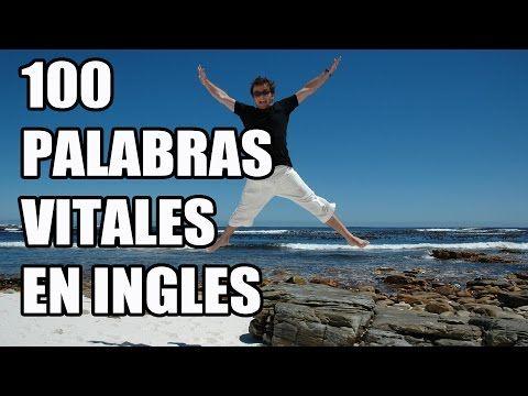 100 Palabras y Frases Comunes en Inglés - Aprende Inglés Basico para Hispanohablantes Basic English - YouTube