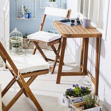 Balkonset Kreta met tuinkussens | Xenos