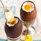 Paasmenu: cheesecake eitjes - Libelle leuk idee voor pasen!