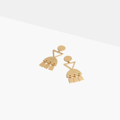 Fluidform Statement Earrings