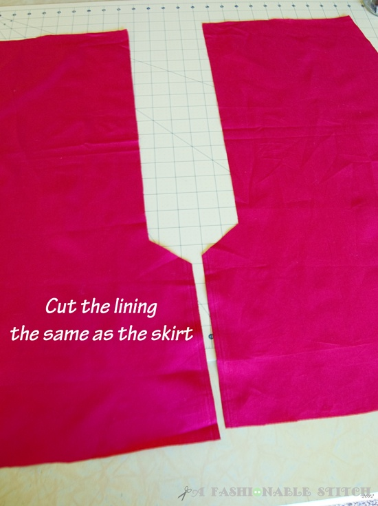 17 Best images about Sewing: Vents, Slits, Hems & Stabilizers on ...