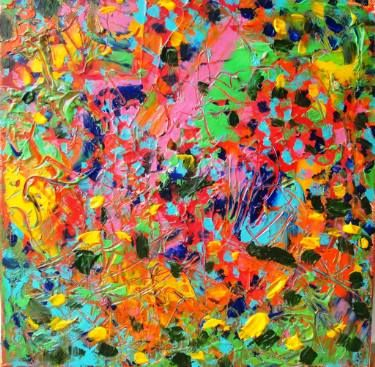"""Saatchi Art Artist Paolo Cervino; Painting, """"About poetry: moments of spring"""" #art"""