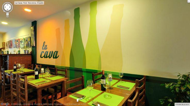 Realizaci n de visitas virtuales para el restaurante la for Restaurante terraza de la 96 barranquilla
