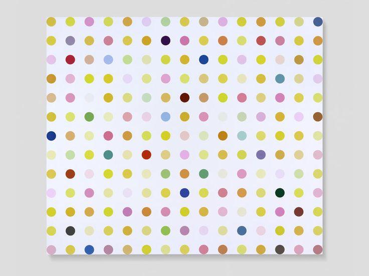 Damien Hirst - Sodium Cyanide-C, 2007