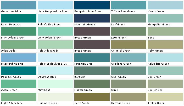 9 Best Images About Color Palette On Pinterest Blue