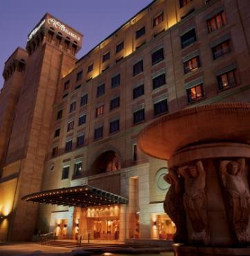 Michaelangelo Hotel in Jo-berg