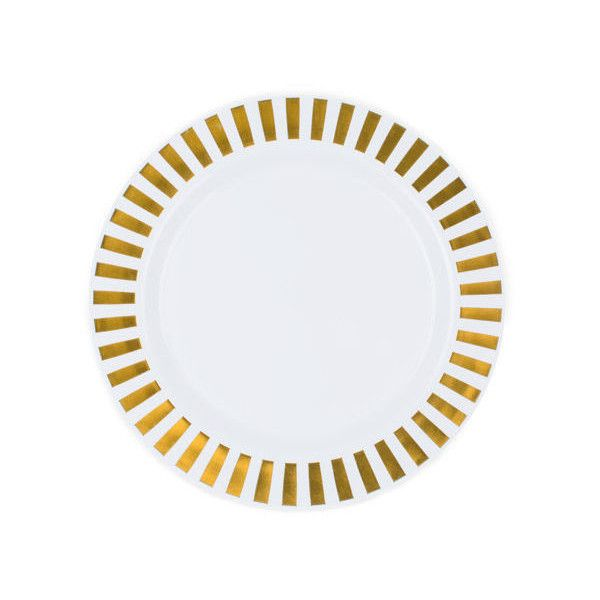 casino dinner plate 16 cad liked on polyvore featuring home kitchen u0026