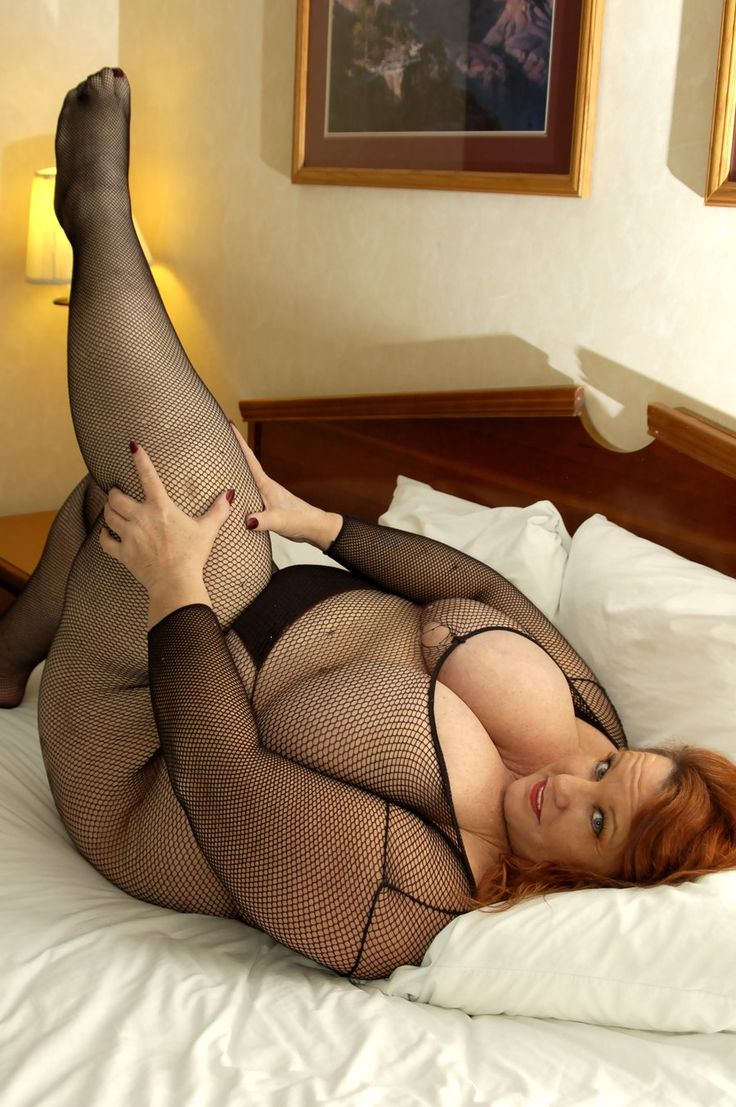 Milf bbw pantyhose good hard