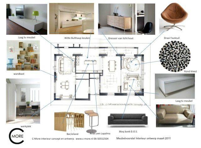 17 best images about doorsnede maken on pinterest for Interieur design online