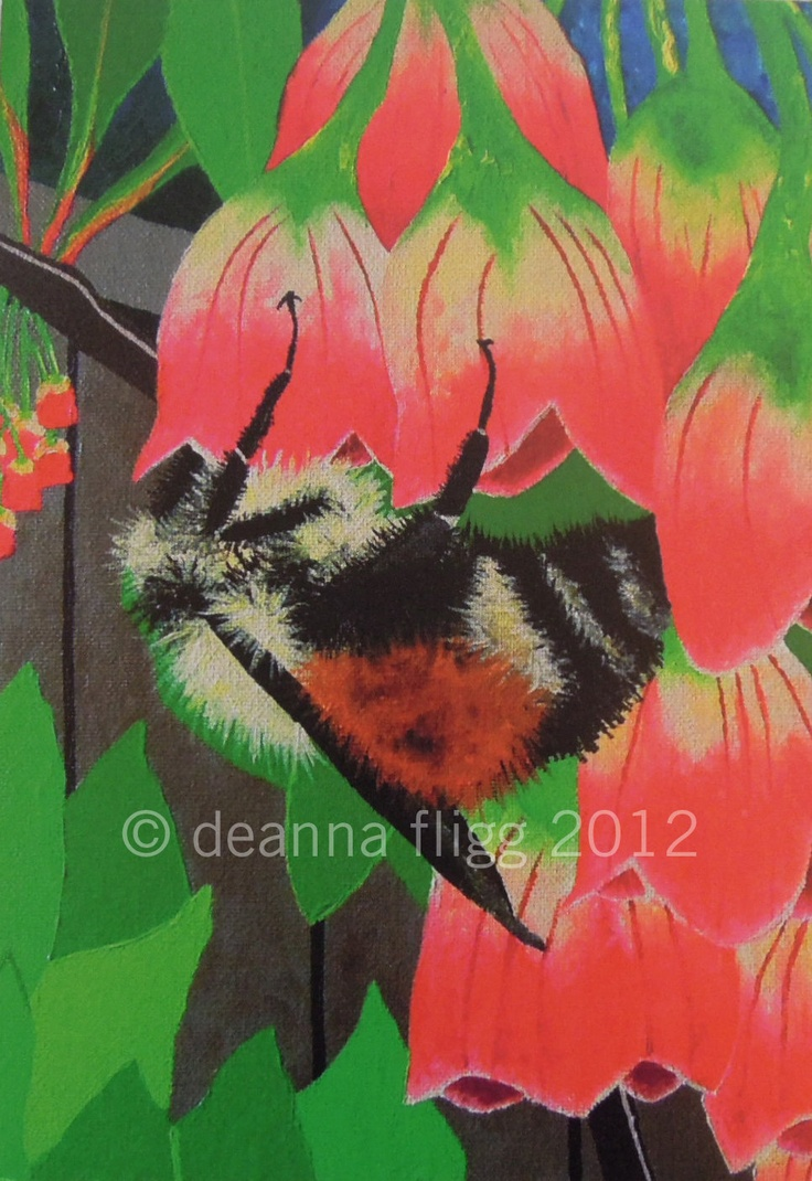 """Halia Greeting Card 4"""" x 6"""" (blank inside) with white envelope - All Occasion. $5.00, via Etsy."""