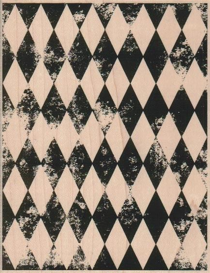 Background stamp Harlequin Diamond Background  by pinkflamingo61, $18.75