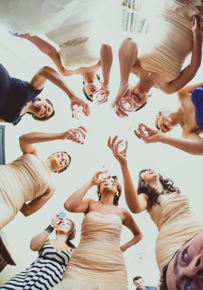 Wedding toast tips for nervous wedding guests!