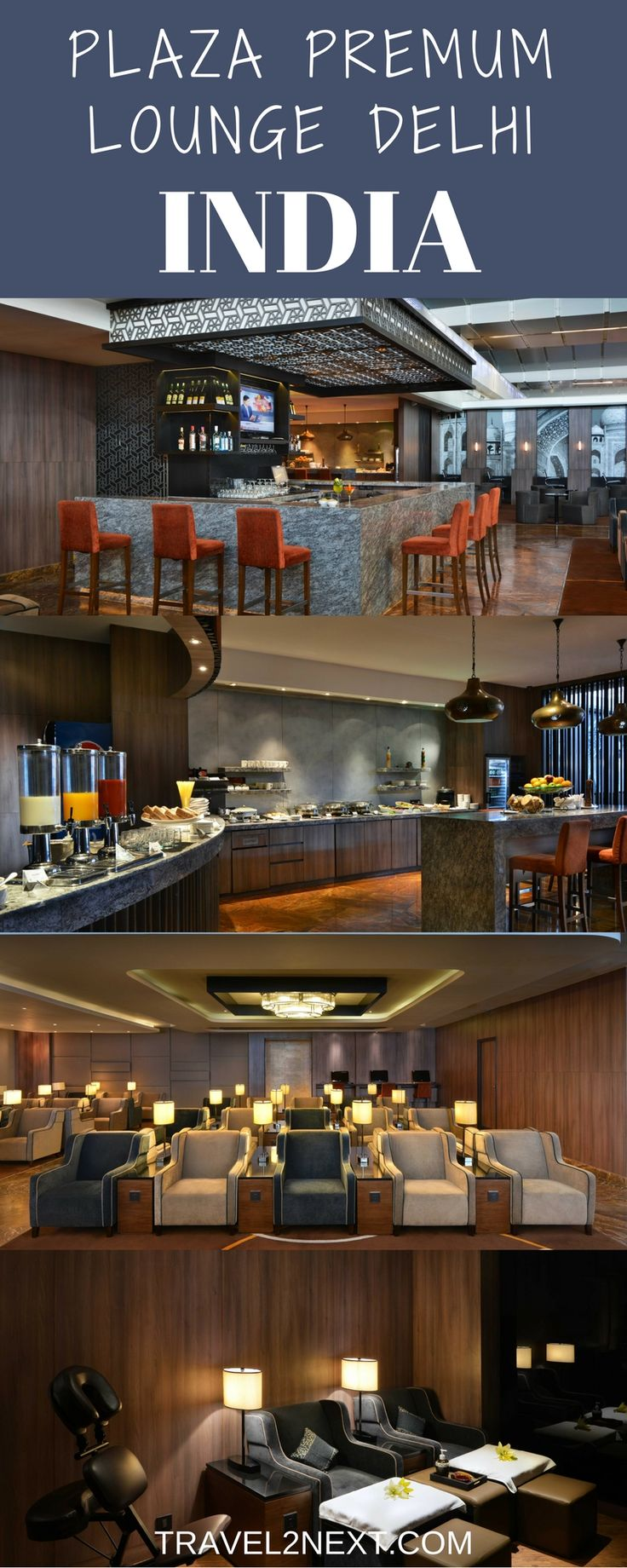 Plaza Premium Lounge Delhi in India. Have you ever felt jealous ofBusiness Class passengerswho have access to Airport Lounges where they can relax, have drinks and taste special morsels prepared just for them?