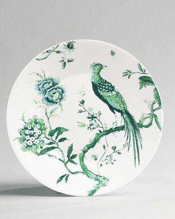 Chinoiserie Plate - Jasper Conran at Wedgwood.