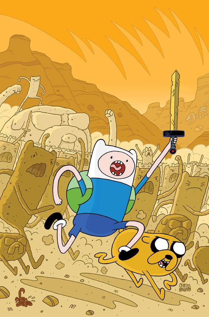 Adventure Time (comic) - The Adventure Time Wiki. Mathematical!