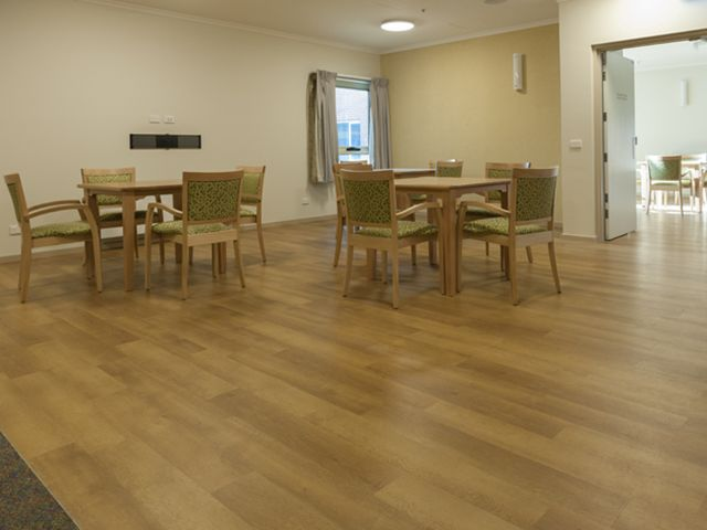Assisi Aged Care Dining Area