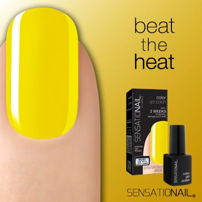 7 best sensationail manicures images on pinterest manicures nail sensationail gel nail polish up to 2 weeks of dazzling damage proof nails do it yourself manicure from home the at home diy gel polish brand solutioingenieria Image collections
