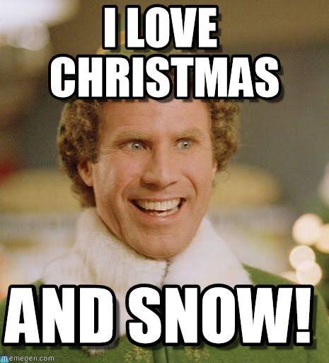 I Love Christmas - Buddy The Elf meme on Memegen