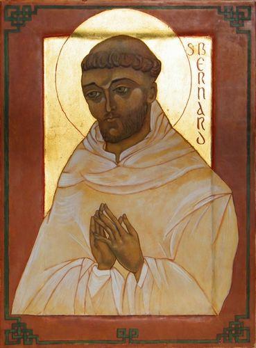 21 best Heilige Bernardus / Icons images on Pinterest ...
