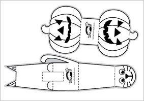 No-Glue PAPER TOYS | krokotak