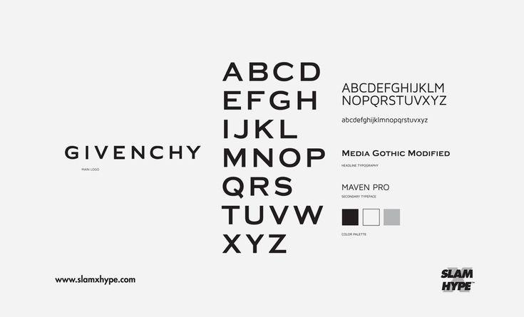 Noticia | Qué tipografías utilizan las grandes marcas de moda