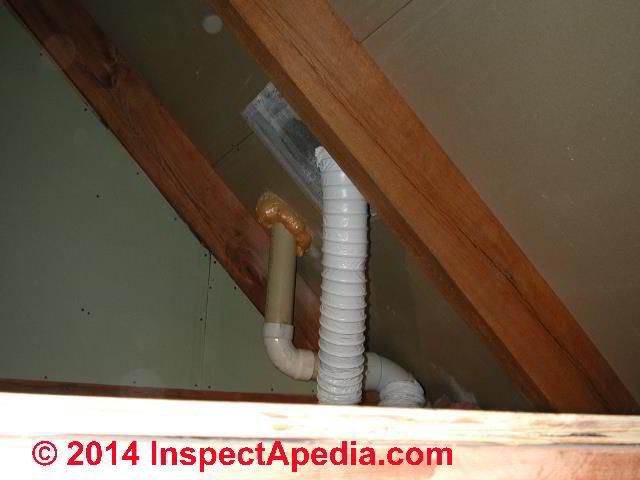 Routing A Bath Vent Duct Down Out Or Up Through An Attic In 2020 Bathroom Vent Fan Bathroom Vent Bathroom Plans