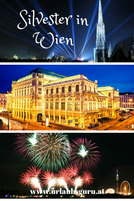 Ich verrate euch, was man an Silvester in Wien machen kann!