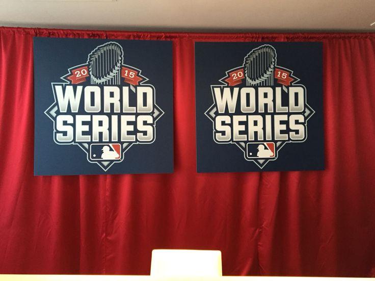 World Series graphics