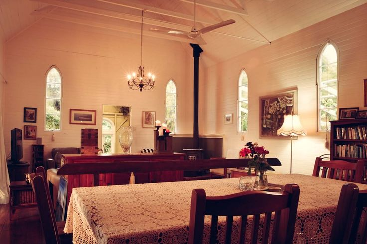GALLERY - Old Church BnB Boonah - Wedding, Reception, Accommodation, Workshops and Tours