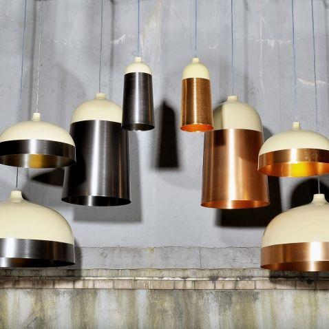 Lampy Glaze - projekt: Corinn Warm / Innermost - domplusdom.pl