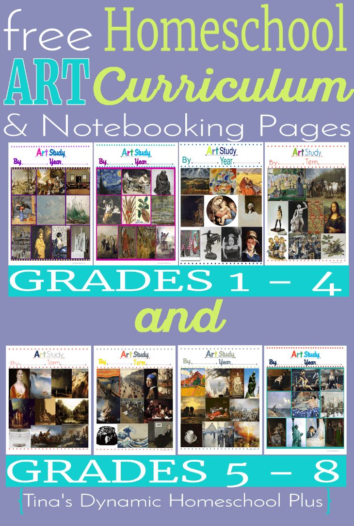 Worksheet Free Elementary Curriculum 1000 ideas about art curriculum on pinterest lessons free homeschool and notebooking pages grades 1 to 8 tinas dynamic homeschool