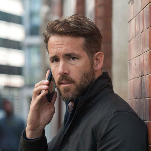 Ryan Reynolds Long Hair