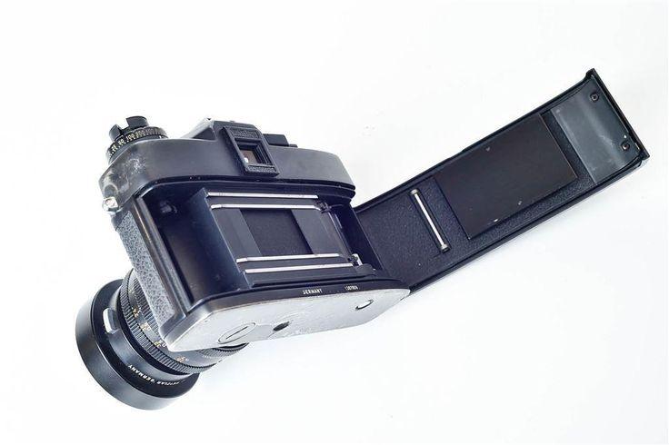 LEICA SL2 med Leica 50mm / 2 på Tradera.com - Leica analoga