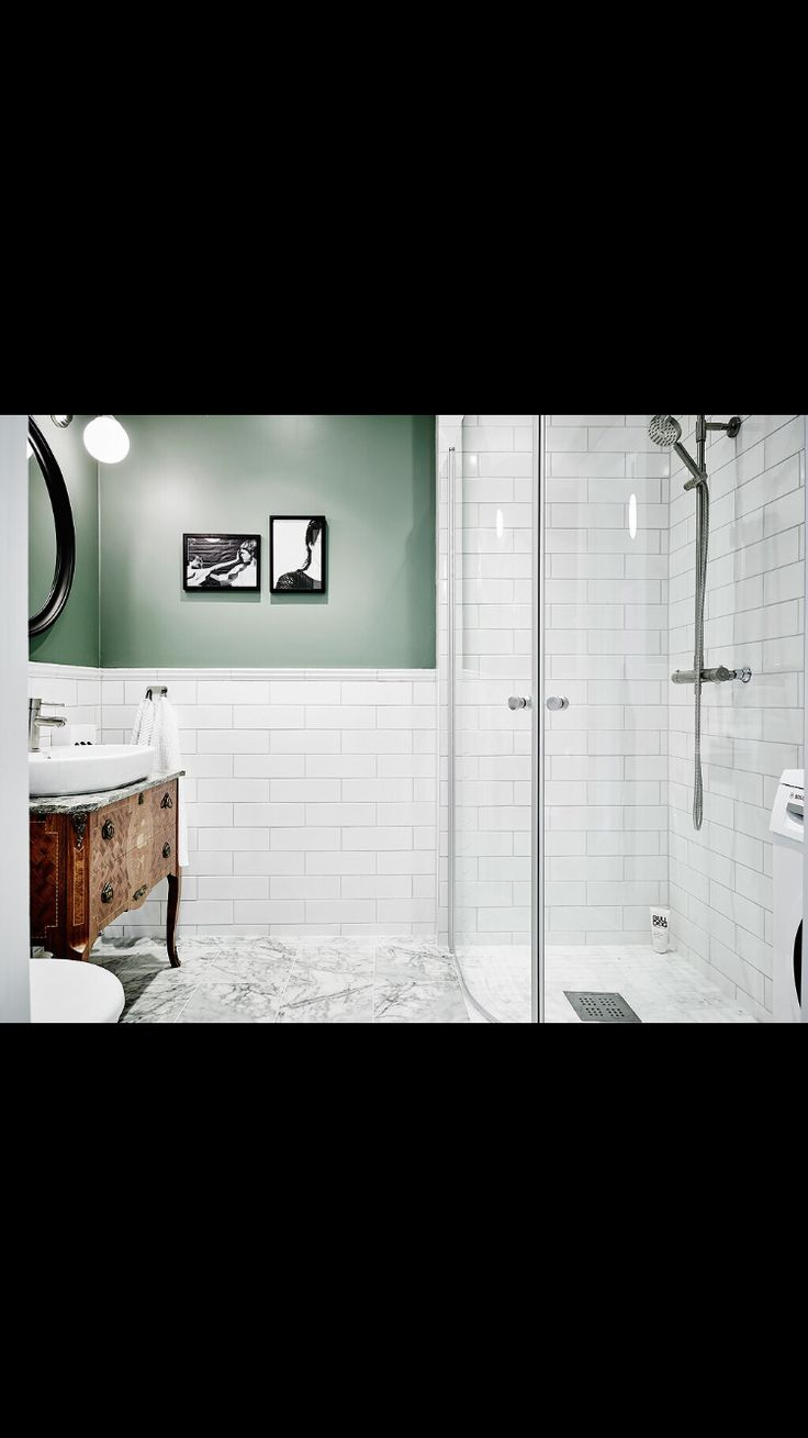 67 best Bathroom images on Pinterest | Accent tile bathroom ...