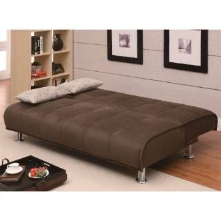 Check out the Coaster Furniture 300276 Transitional Sleeper Futon Sofa Bed priced at $369.00 at Homeclick.com.