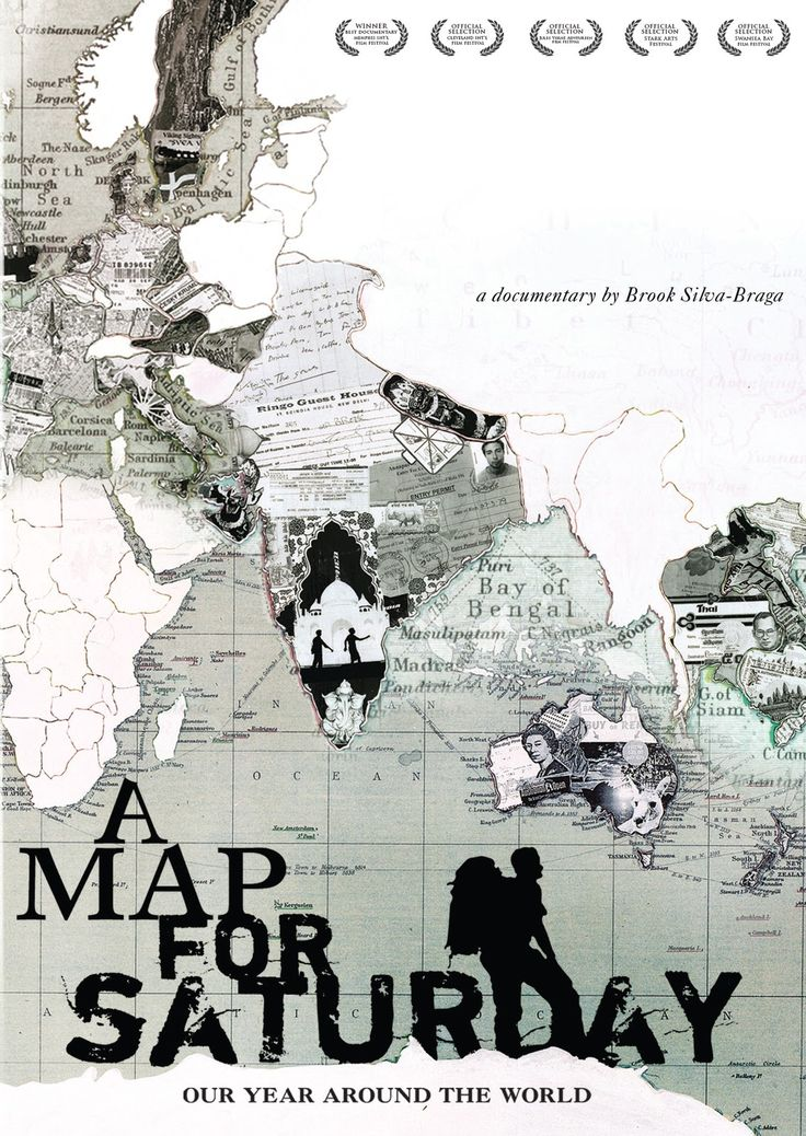 A Map for Saturday, one of the best travel movies of all time. For more awesome travel movie suggestions click the pin.