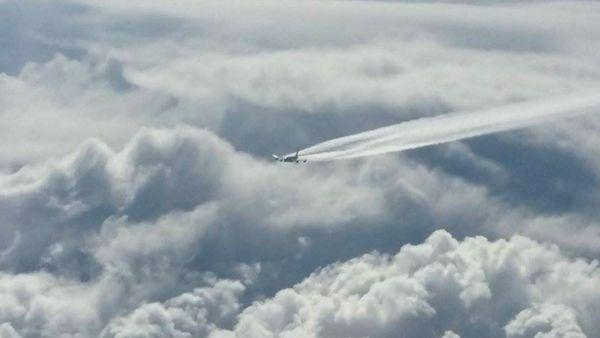 High Altitude airplane 7 juni 2015 nr 3