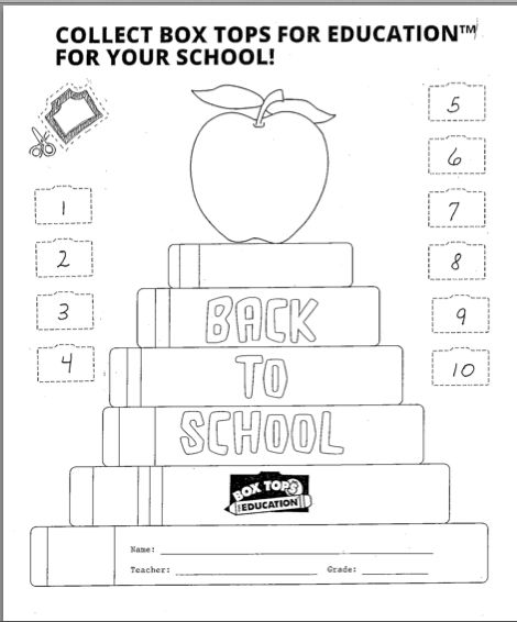 25+ best ideas about Box Tops on Pinterest | Box tops contest, Pta ...
