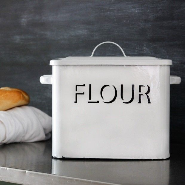 Flour Container Storage Listitdallas