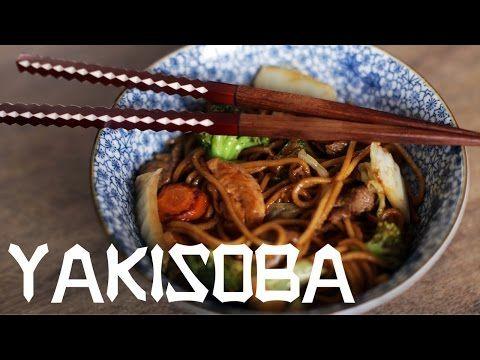 YAKISOBA | Receita – Torrada Torrada