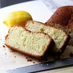 It's amazing how much flavor a healthy dose of lemon zest contributes to dense french cake.: Lemon Cakes, Dessert Recipes, Lemon Zest, Lemon Desserts, Desserts Sweets, Yogurt Cake, French Recipe, Lemon Yogurt, Cake Recipes