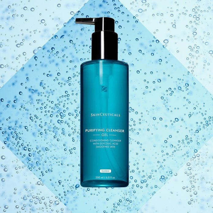 This Cleanser Keeps My Chin Breakouts Under Control | One InStyle Beauty Editor reveals how SkinCeuticals Purifying Cleanser helped cure her breakout-ridden chin from zits and acne. Find out how it works, what's it in, and how much it costs here.