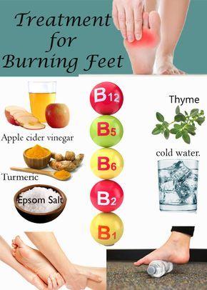 feet treatment at home