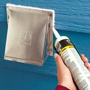 Exterior caulking tips | Living the Country Life
