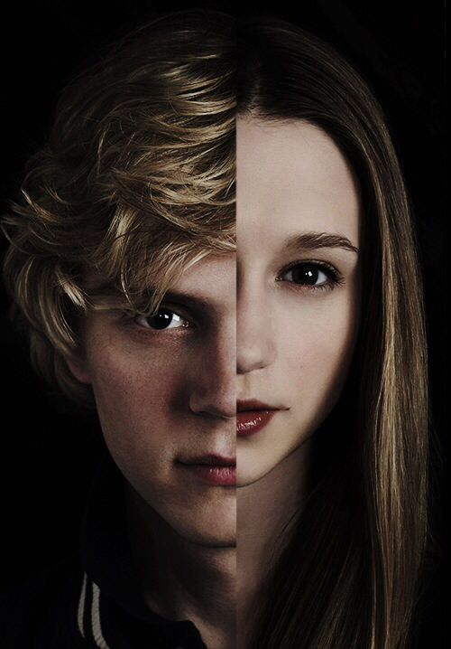 Evan Peters. Taissa Farmiga. American Horror Story.