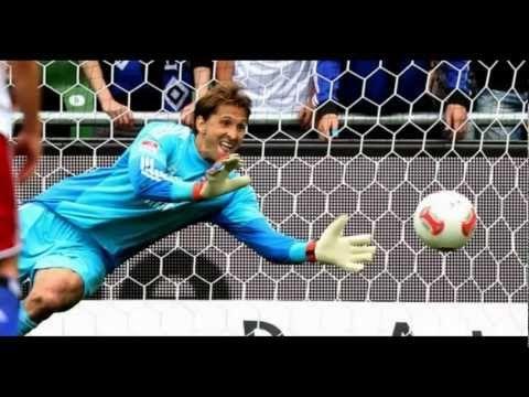 Rene Adler - Ein starkes Comeback / #15 Hamburger SV Saves - YouTube