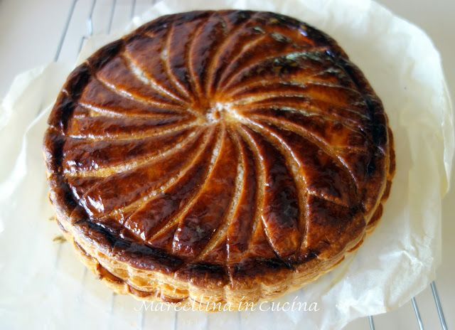 Marcellina in Cucina: Gateaux Pithiviers - December 2015 daring bakers' ...