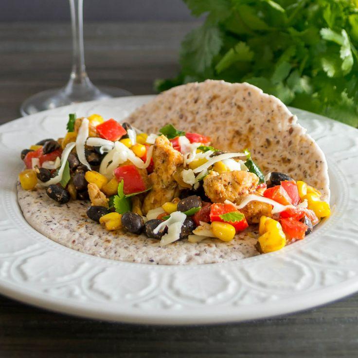 fresh foods southwestern chicken skillet dinner southwestern chicken ...