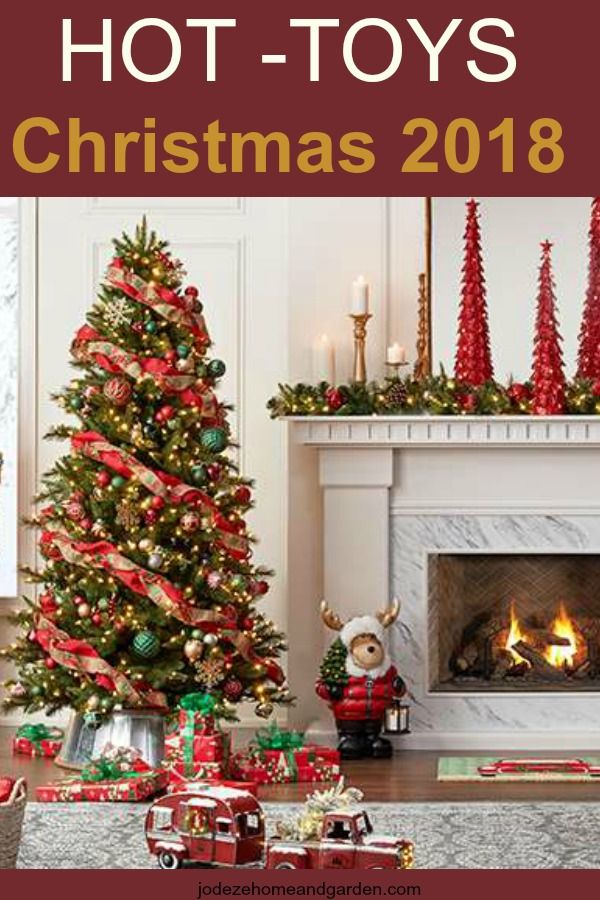79144407a33 Hot Toys For Christmas 2018